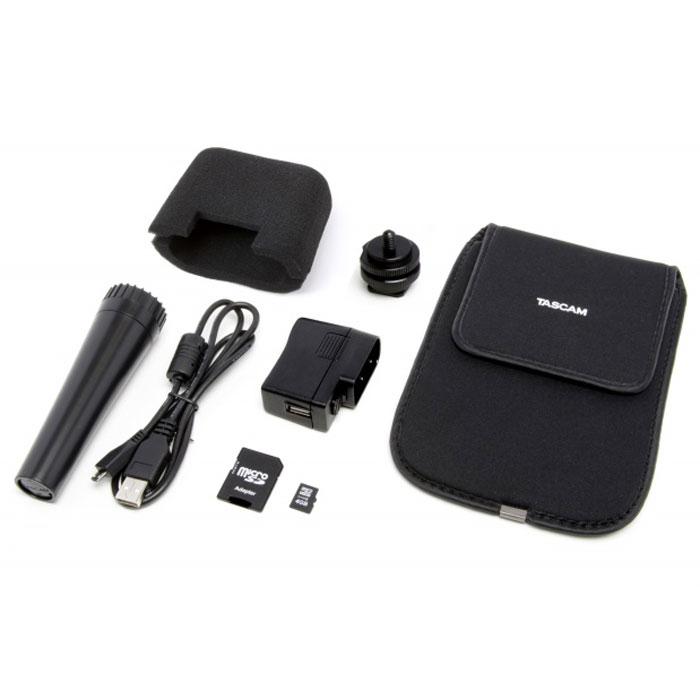 Tascam DR-44WL, Black диктофон