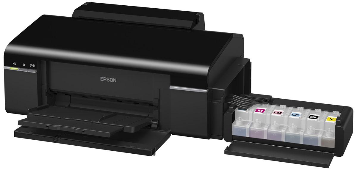 Epson L800 6-цветный принтер ( C11CB57301 )
