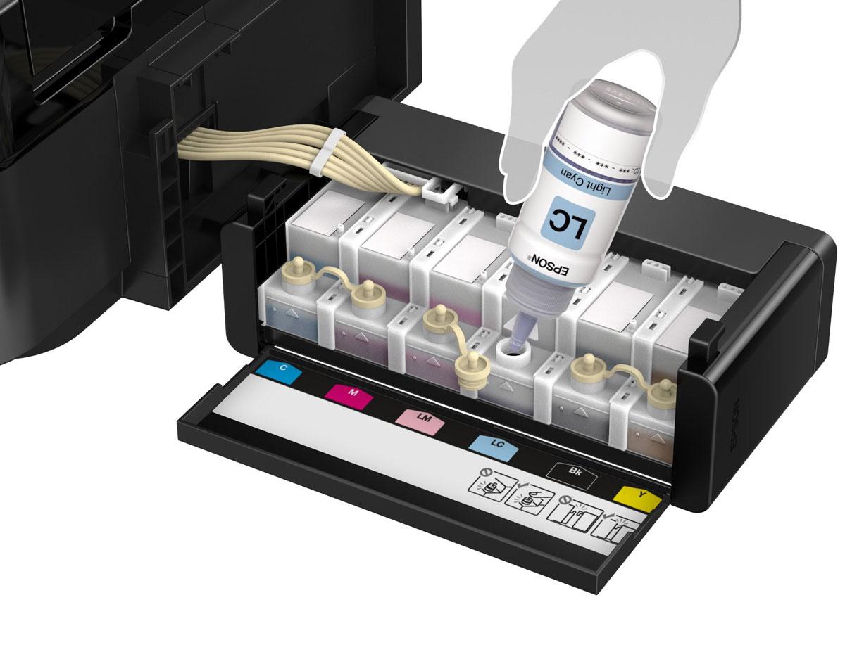 Epson L850 6-цветное МФУ