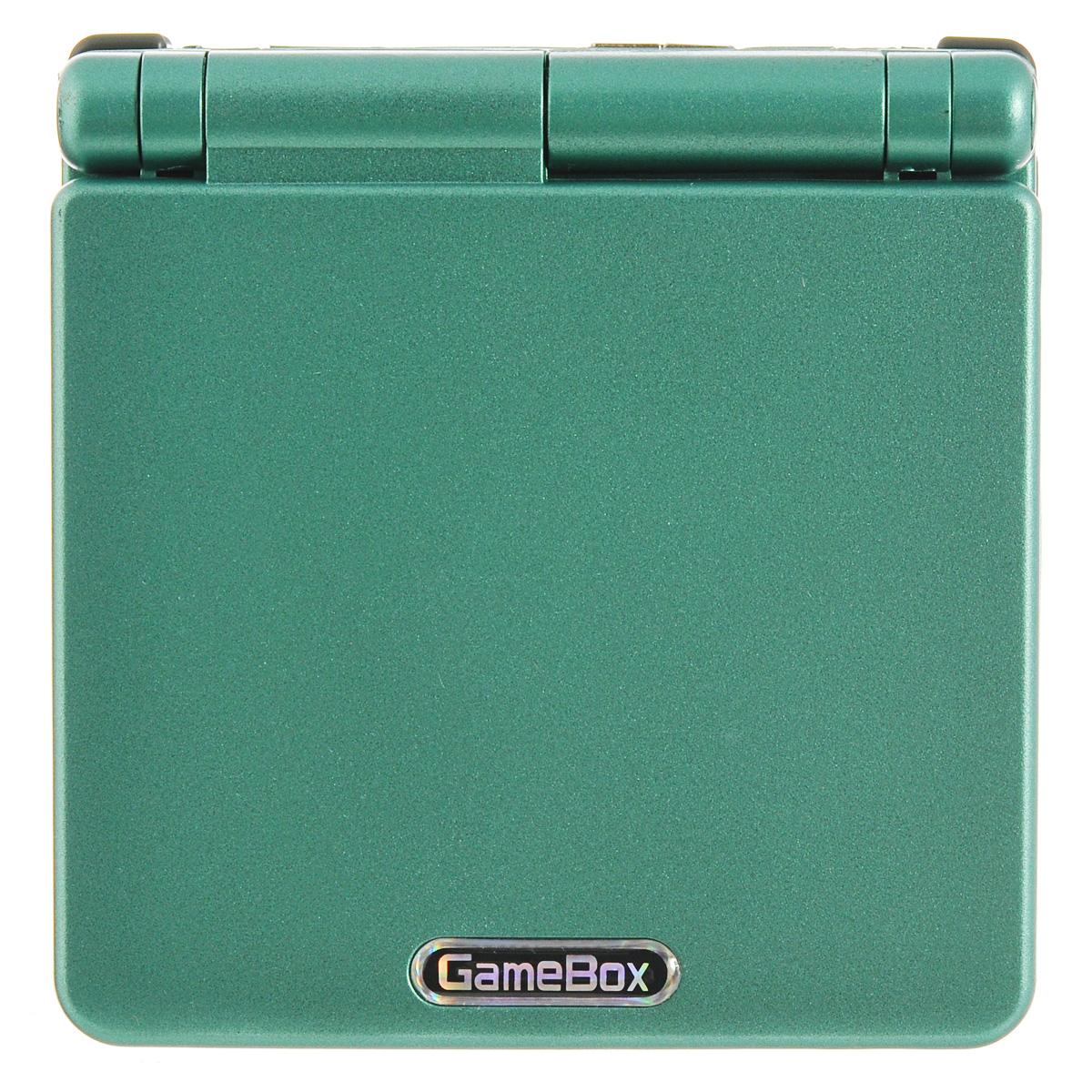 """Игровая консоль EXEQ GameBox 3"""" + игры (изумрудный) ( VG-1632_изумруд )"""