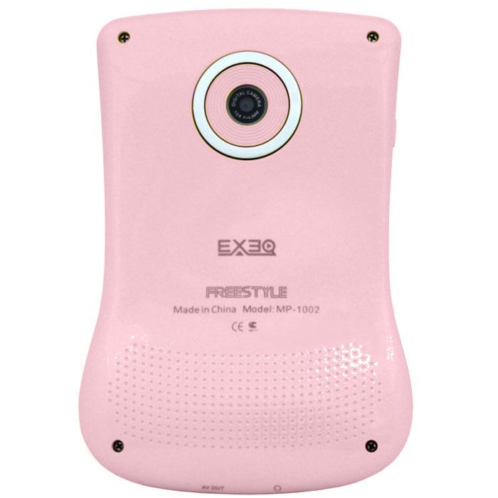 """Игровая консоль EXEQ FreeStyle 2,7"""" (розовая) ( MP-1002_розовый )"""