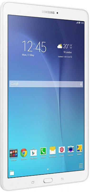 Samsung Galaxy Tab E SM-T561, White ( SM-T561NZWASER )