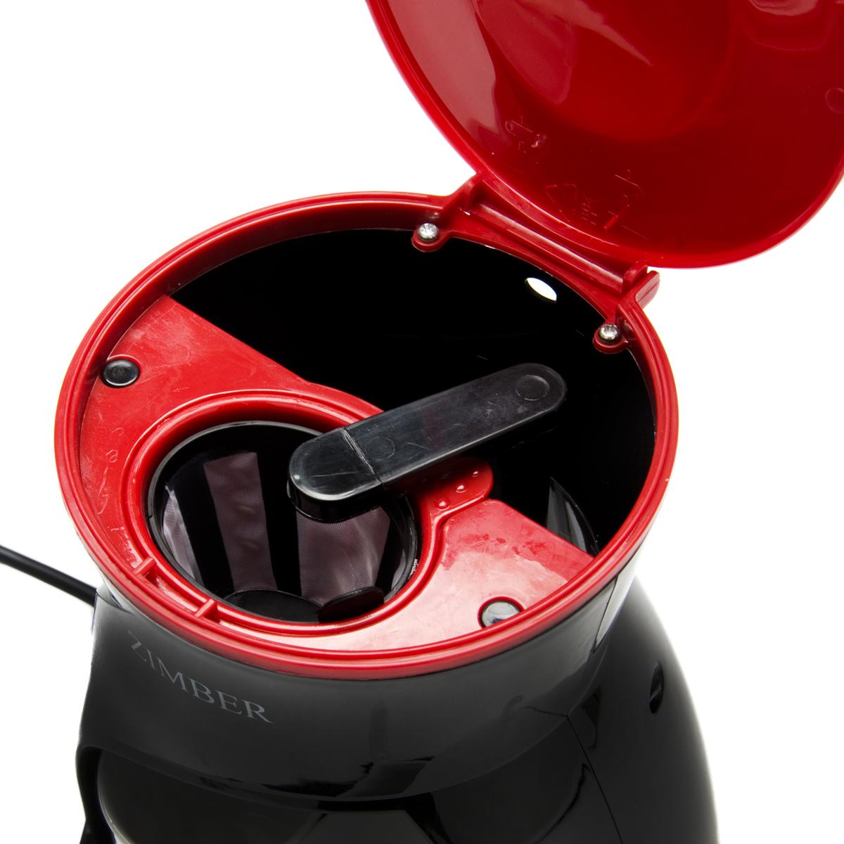 Zimber ZM-10982 кофеварка