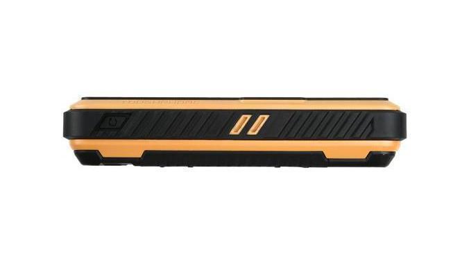 SENSEIT P7, Yellow