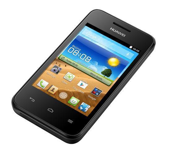 Huawei Ascend Y221 (Y221-U22), Black ( 51050HUM )