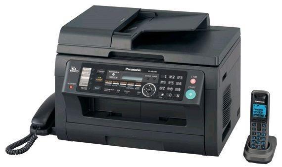Panasonic KX-MB2061 RUB, Black МФУ ( KX-MB2061RUB )