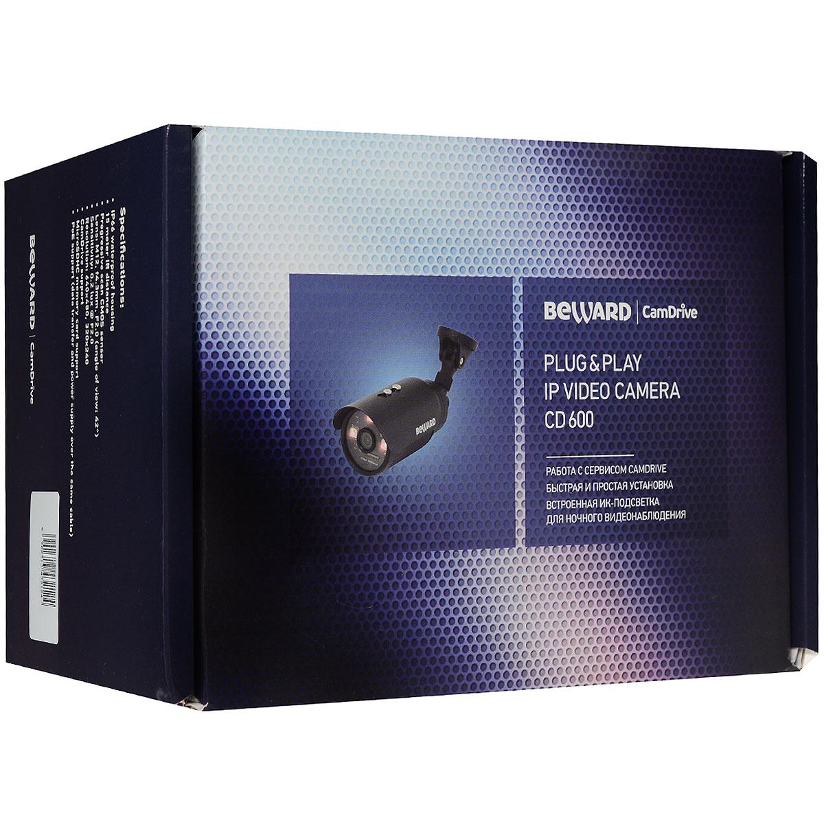 Beward CD600, Black IP-камера ( CD600 )