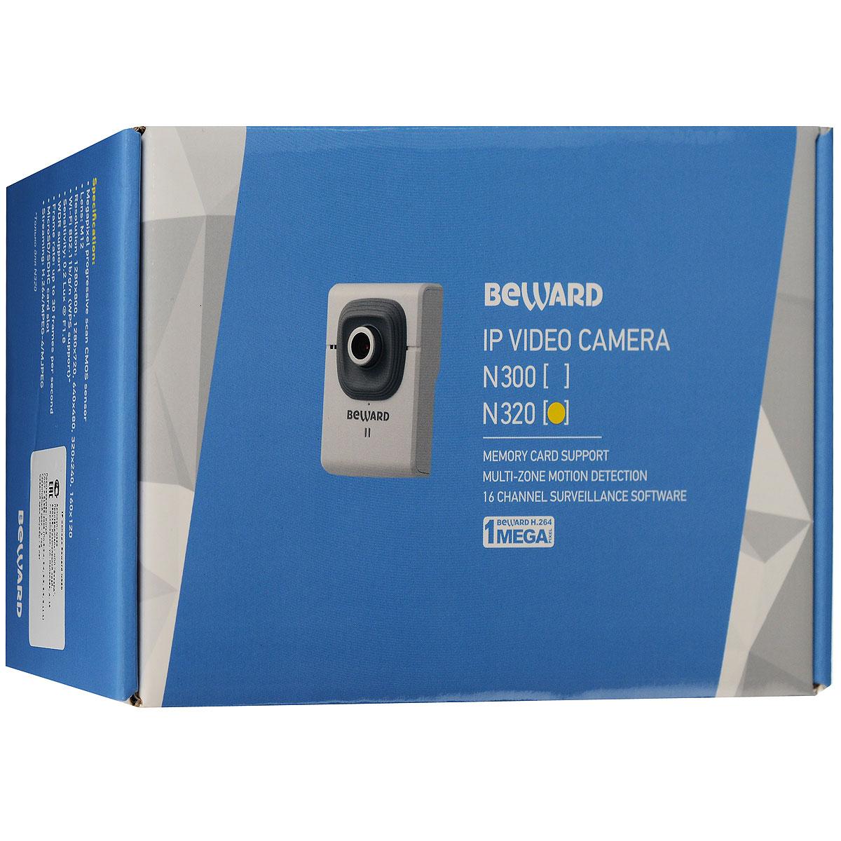 Beward N320, White IP-камера ( N320 )