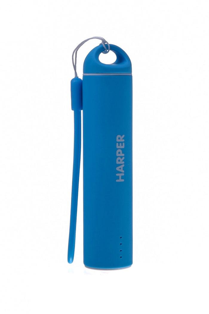 Harper PB-2602, Blue внешний аккумулятор ( PB-2602 Blue )