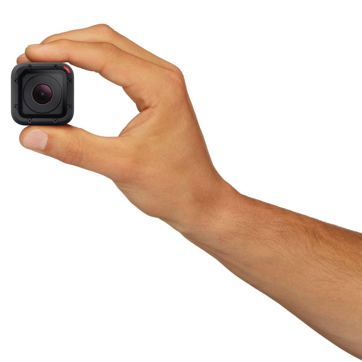 GoPro Hero4 Session, Black экшн-камера (CHDHS-101)