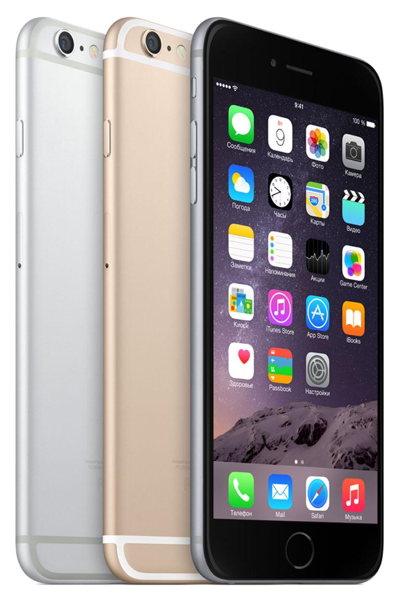 Apple iPhone 6 Plus 64GB, Space Gray