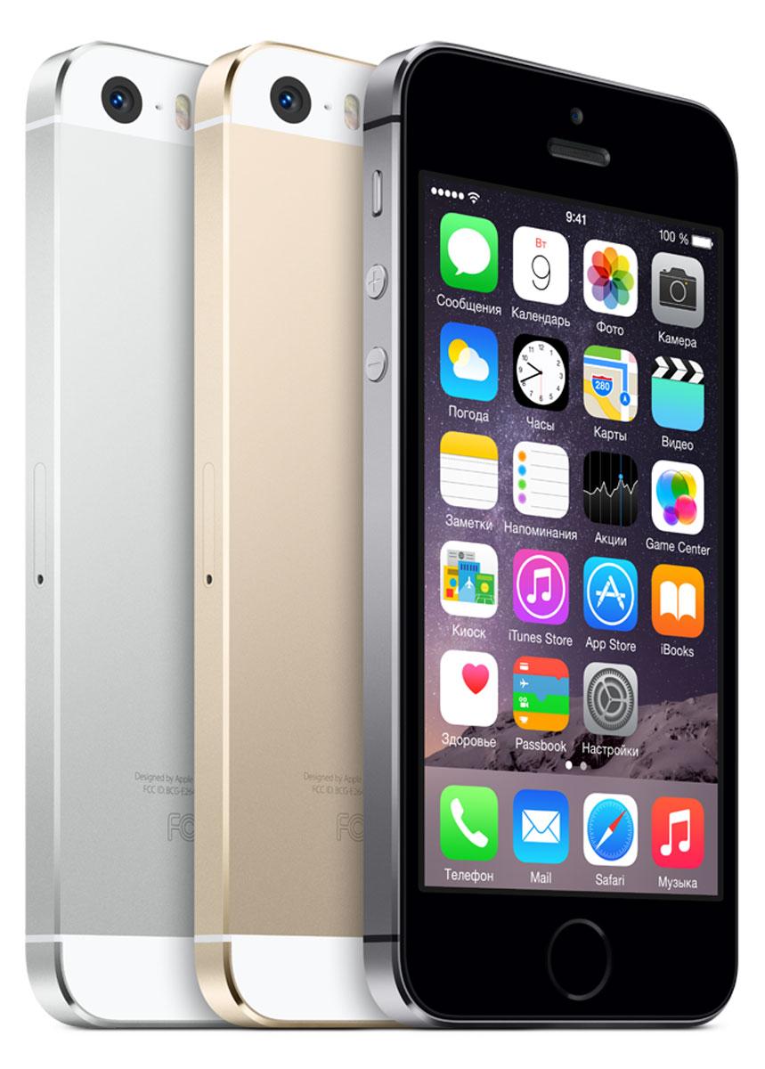 Apple iPhone 5s 16GB, Space Gray