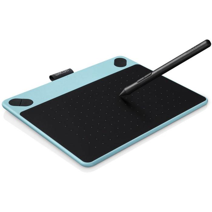 Wacom Intuos Draw Pen S, Blue графический планшет (CTL-490DB-N) ( CTL-490DB-N )