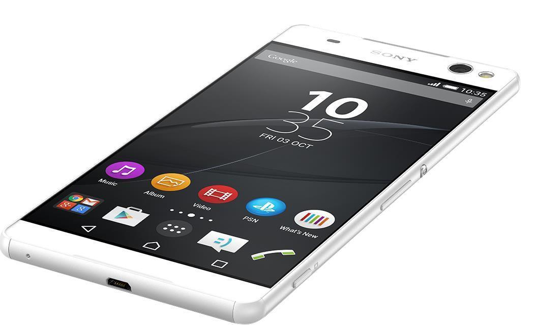 Sony Xperia C5 Ultra Dual, White ( E5533White )