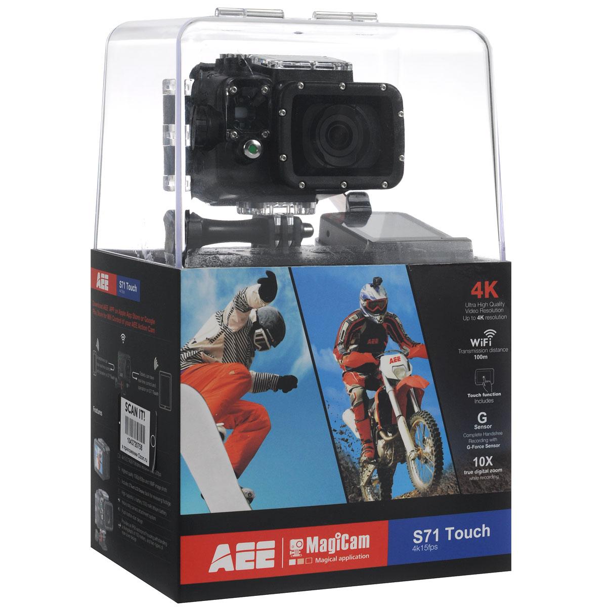 AEE S71T экшн-камера