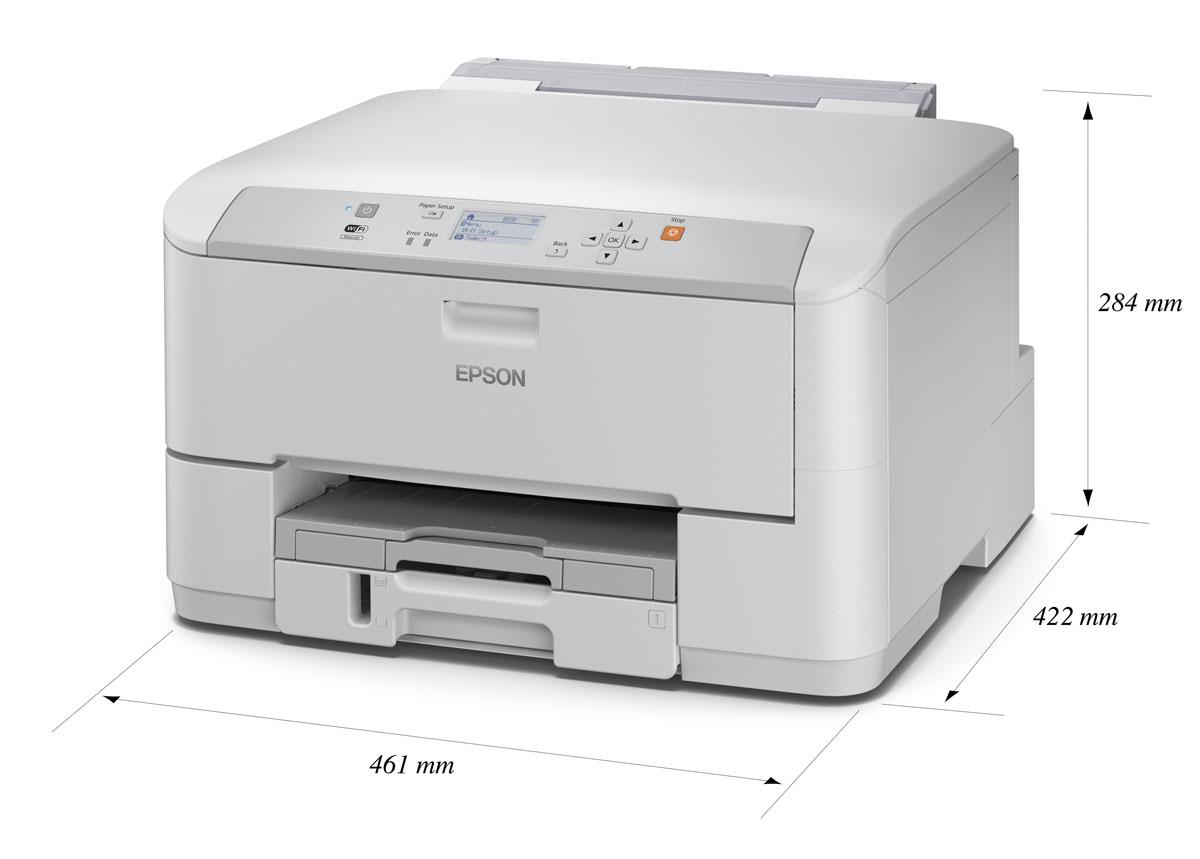 Epson WorkForce Pro WF-5110DW струйный принтер