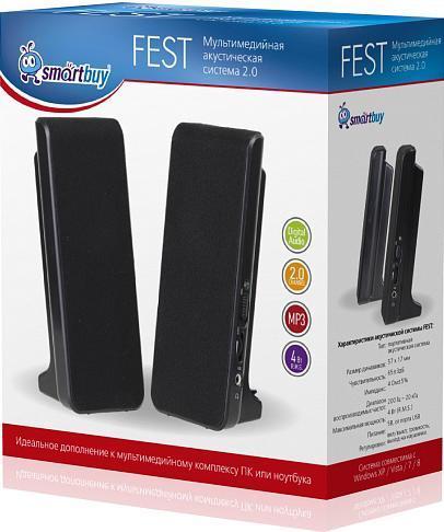 SmartBuy Fest SBA-2500 колонки ( SBA-2500 )