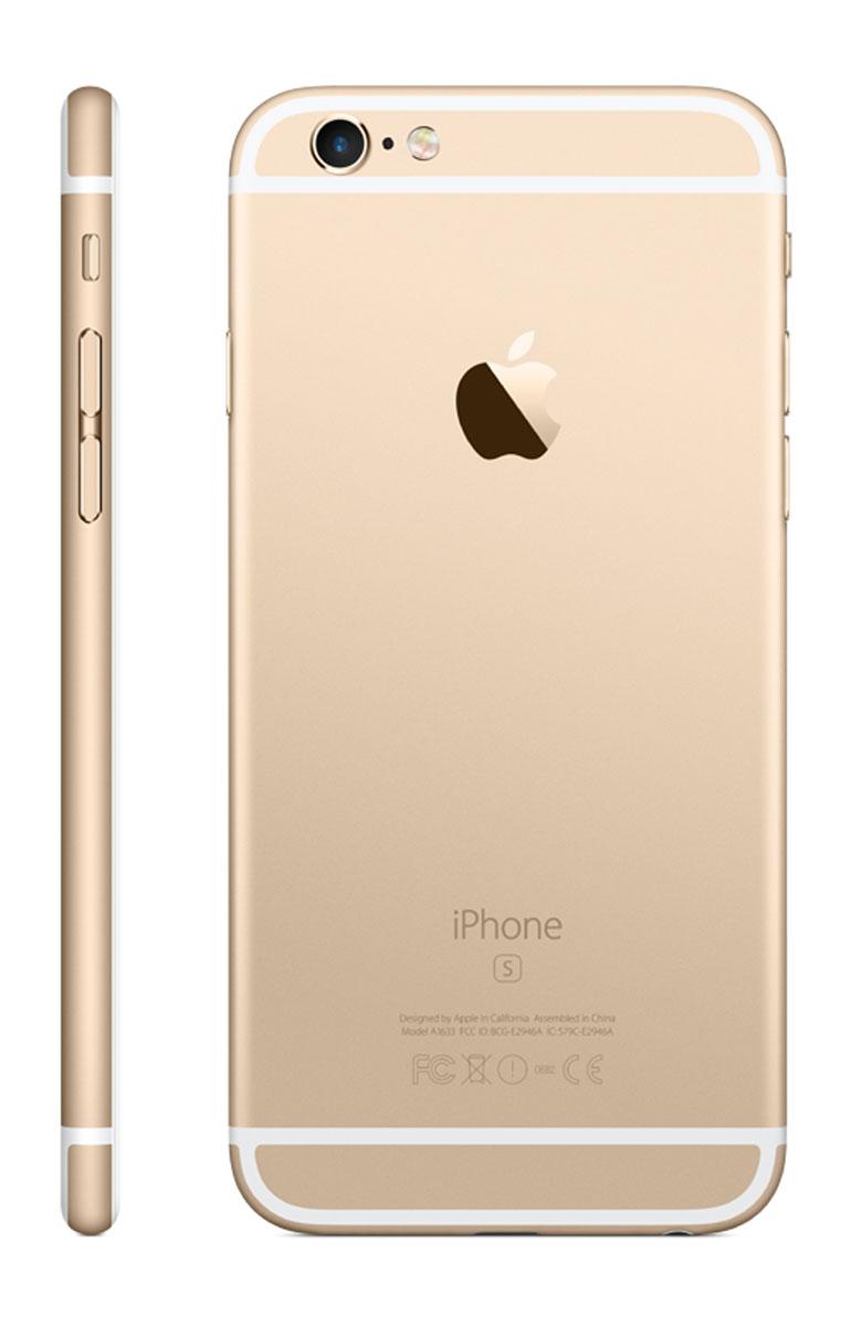 Apple iPhone 6s 16GB, Gold ( MKQL2RU/A )