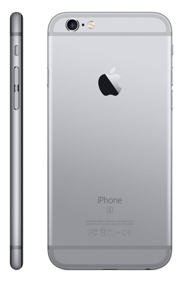 Apple iPhone 6s 16GB, Grey ( MKQJ2RU/A )