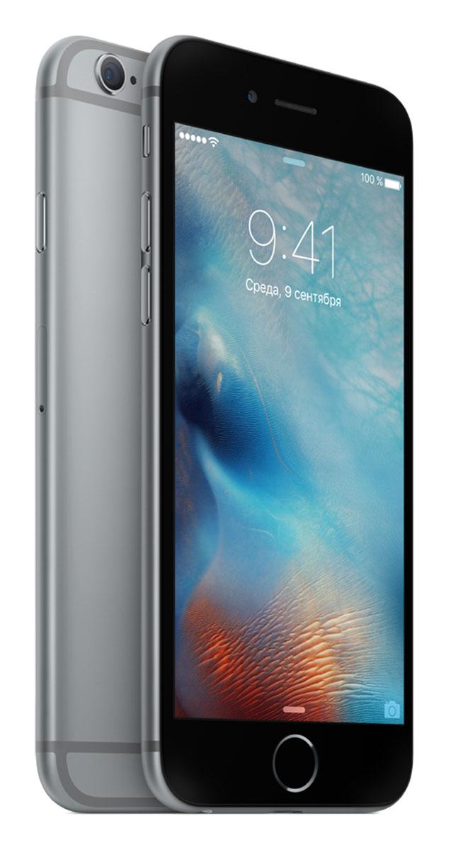 Apple iPhone 6s 64GB, Grey ( MKQN2RU/A )