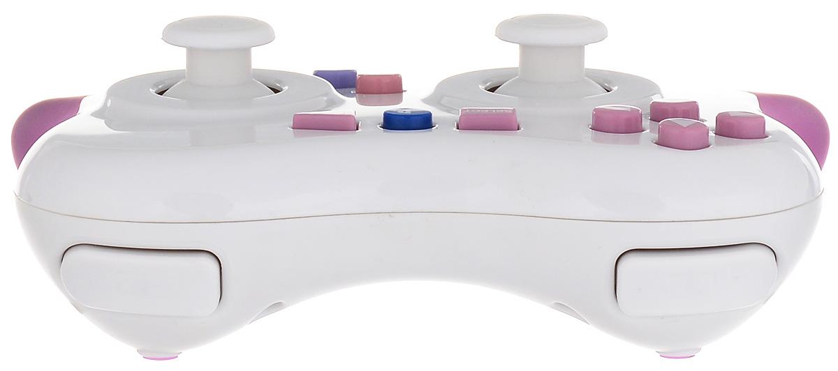 Детский беспроводной контроллер Kidz Play Adventure для PS3 (розовый)