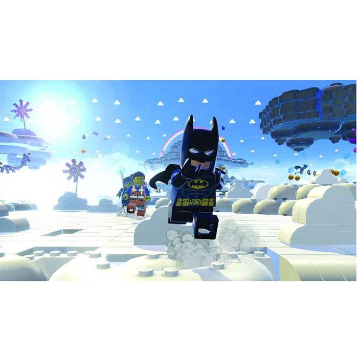Игровая приставка Xbox One 500 ГБ + The LEGO Movie Videogame ( 5C5-00119 )
