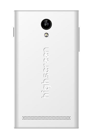 Highscreen Pure J, White ( 22928 )