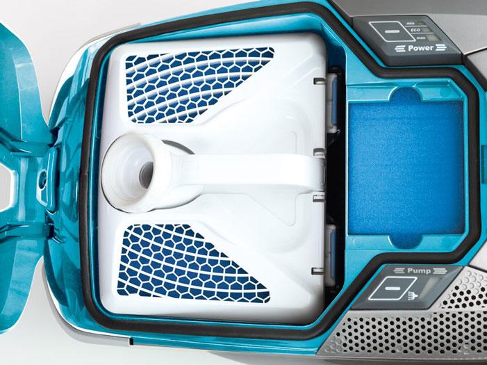 Thomas 786520 Mistral XS Aqua-box пылесос