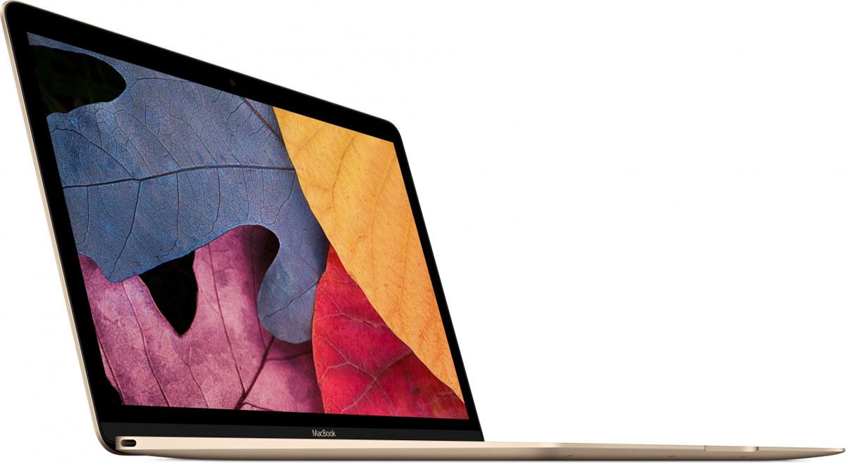 """Apple MacBook 12"""", Gold (Z0RX0002J) ( APN-Z0RX0002J )"""