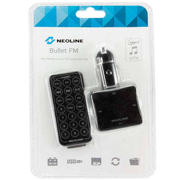 Neoline Bullet FM, Black FM-трансмиттер ( Bullet FM )