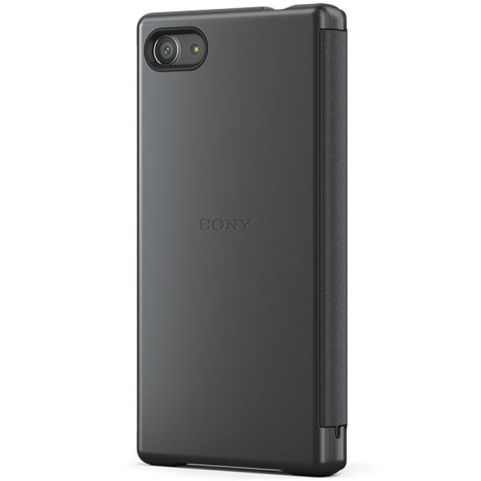 Sony Style Cover Window SCR44 чехол для Xperia Z5 Compact, Black