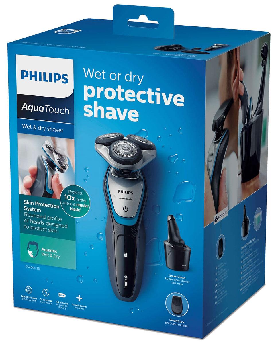 Philips S5400/26 электробритва