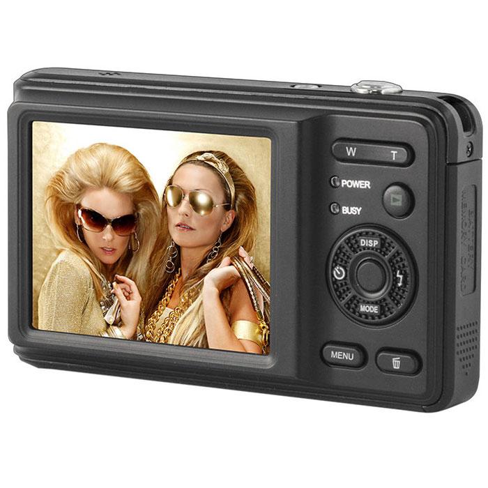 Rekam iLook S955i, Black цифровая фотокамера