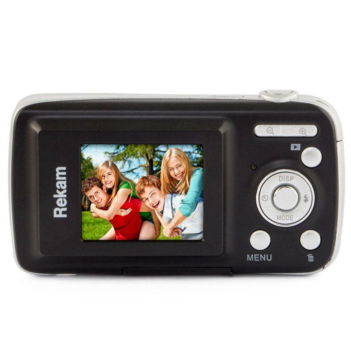 Rekam iLook S750i, Black цифровая фотокамера