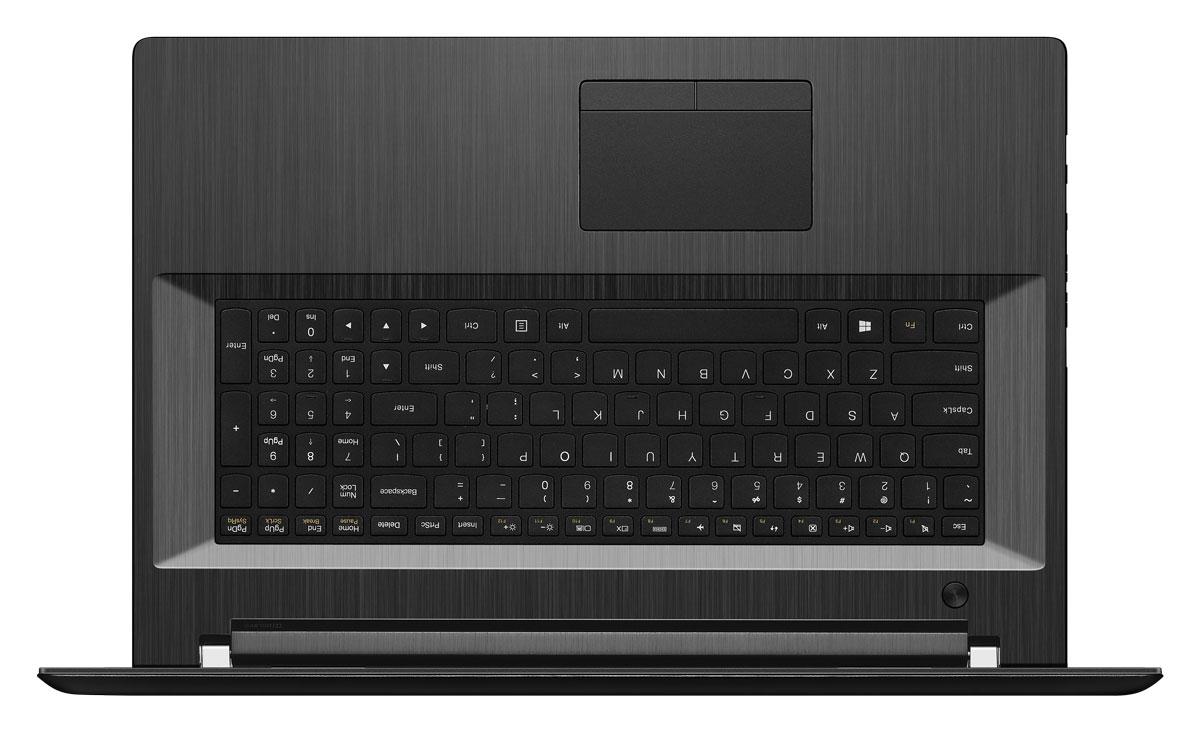 Lenovo IdeaPad G7080, Black (80FF004TRK) ( 80FF004TRK )