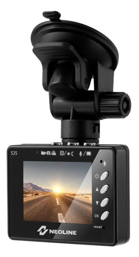 Neoline Wide S35, Black видеорегистратор