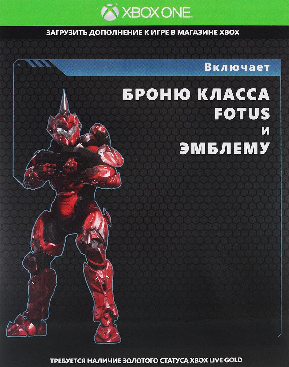 Игровая приставка Xbox One 1 ТБ + Halo 5: Guardians