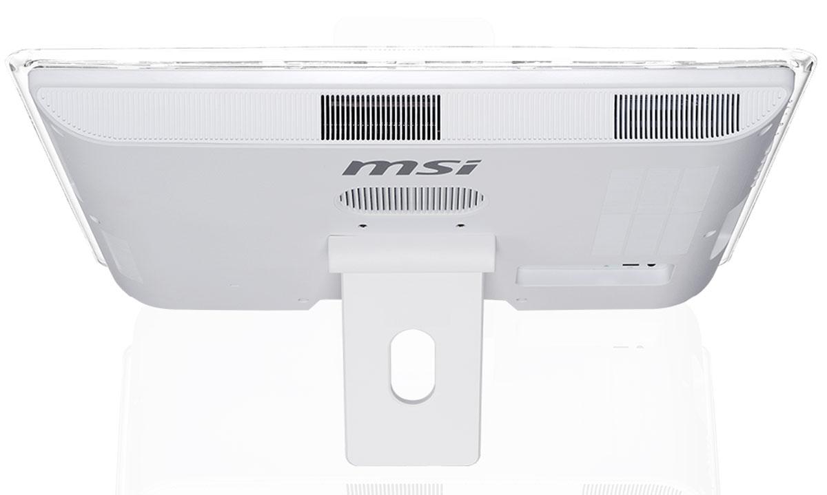 MSI AE222-265RU, White моноблок