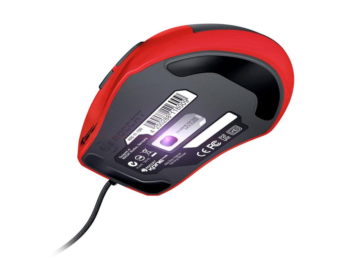 ROCCAT Kone Pure, Red игровая мышь ( ROC-11-700-R )