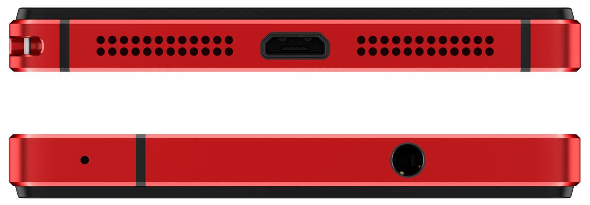 Lenovo Vibe Shot, Red