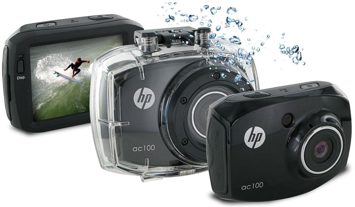 HP ac100 экшн-камера