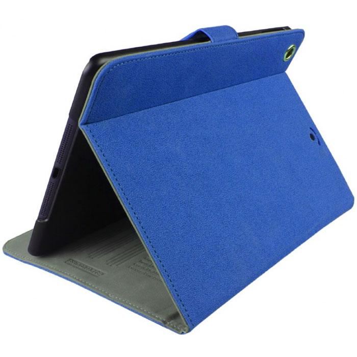 Promate Dash-Air, Dark Blue чехол-батарея для iPad Air