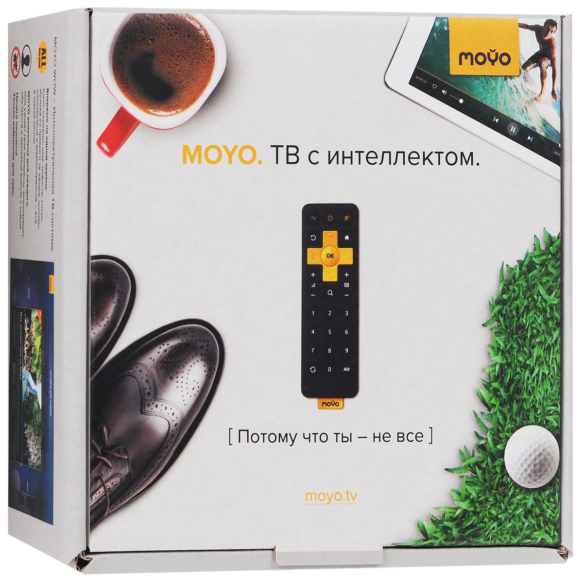MOYO Box Oнлайн/ТВ-плеер
