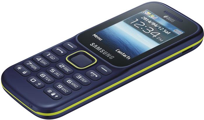 Samsung B310E, Blue