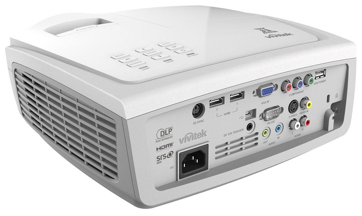 Vivitek H1186-WT кинотеатральный проектор