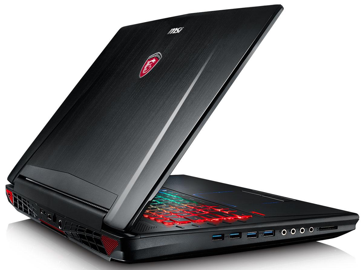 MSI GT72S 6QE-072RU Dominator Pro G, Black
