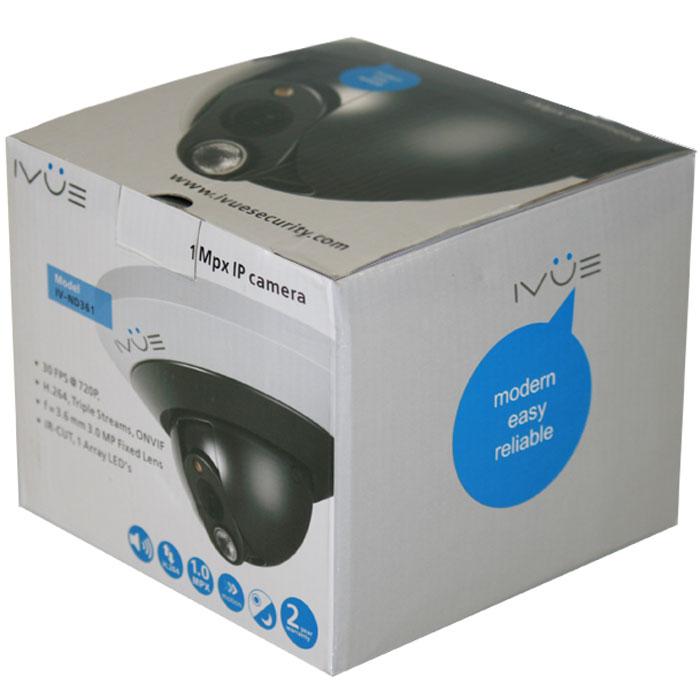 IVUE IPC-ID10F36-10 IP камера видеонаблюдения ( 2000000000459 )