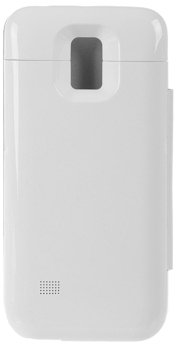 EXEQ HelpinG-SF10 �����-����������� ��� Samsung Galaxy S5 mini, White (3300 ���, ����-����)