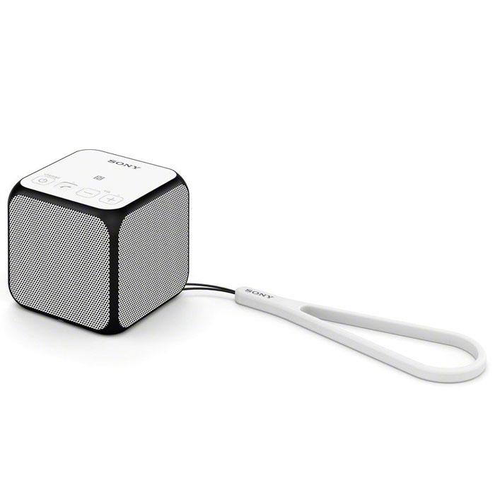 Sony SRS-X11, White портативная акустическая система