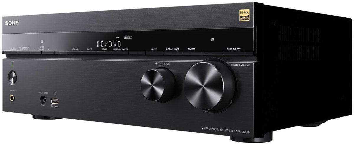 Sony STR-DN860 AV-ресивер для домашнего кинотеатра